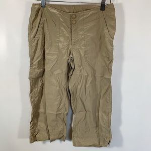 The North Face Pants Crop Hiking Outdoor Cargo